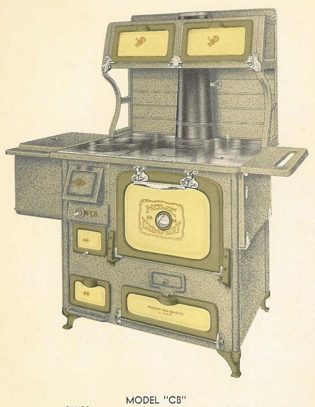 Wrought Iron Range Manual