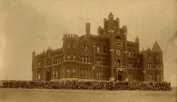 NW Normal School, 1901, Jan.