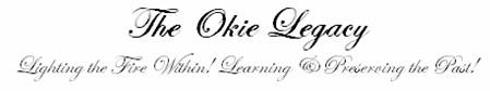 Okie Legacy Banner. Click here for homepage.