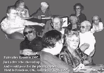 Fairvalley Reunion 1997
