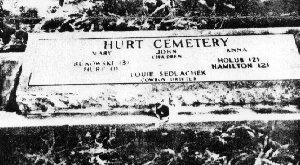 Hurt Tombstone