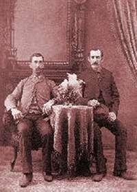 Pete & John R. Warwick