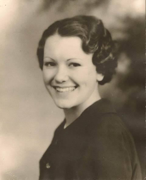 Vada Eileen Paris, 1930s photo